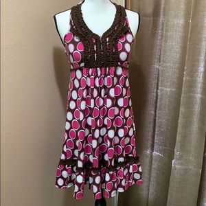 Summer Dress With Tie